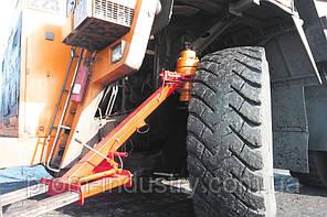 Приспособление серии «GS» для снятия и установки ЦОМ и подвесок карьерных самосвалов (GS-130), фото 2
