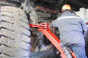 Приспособление серии «GS» для снятия и установки ЦОМ и подвесок карьерных самосвалов (GS-240), фото 2
