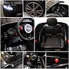 Электромобиль детский Range F4 с пультом управления и мягкими колесами EVA черный (8033), фото 9