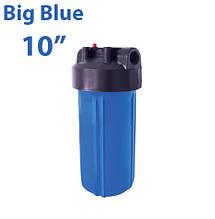 Магистральный фильтр Big Blue 10 - подключение 1 дюйм