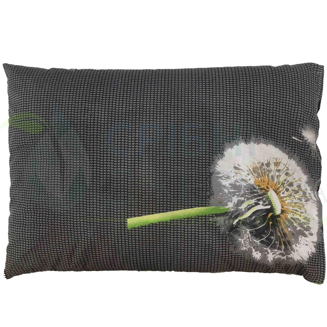 Подушка з гречаної лузги 40*60 см