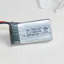 Радиоуправляемый квадрокоптер 2,4 gz Led 4 винта Drone, фото 3