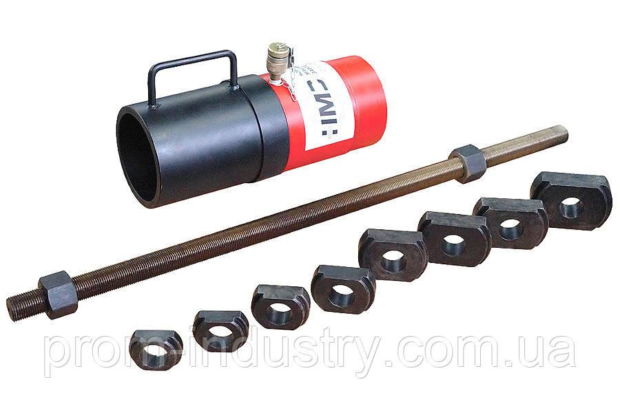 Приспособление для выпрессовки и запрессовки втулок рукояти погрузчиков и экскаваторов (PVZ100A)