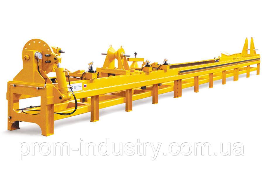 Стенд для ремонта и обслуживания гидравлических цилиндров карьерной и строительной техники (HCRS-4)