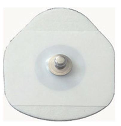 Электрод для ЭКГ FIAB F9089P 36х32 мм, латексный, педиатрический, одноразовый с твердым гелем, Италия
