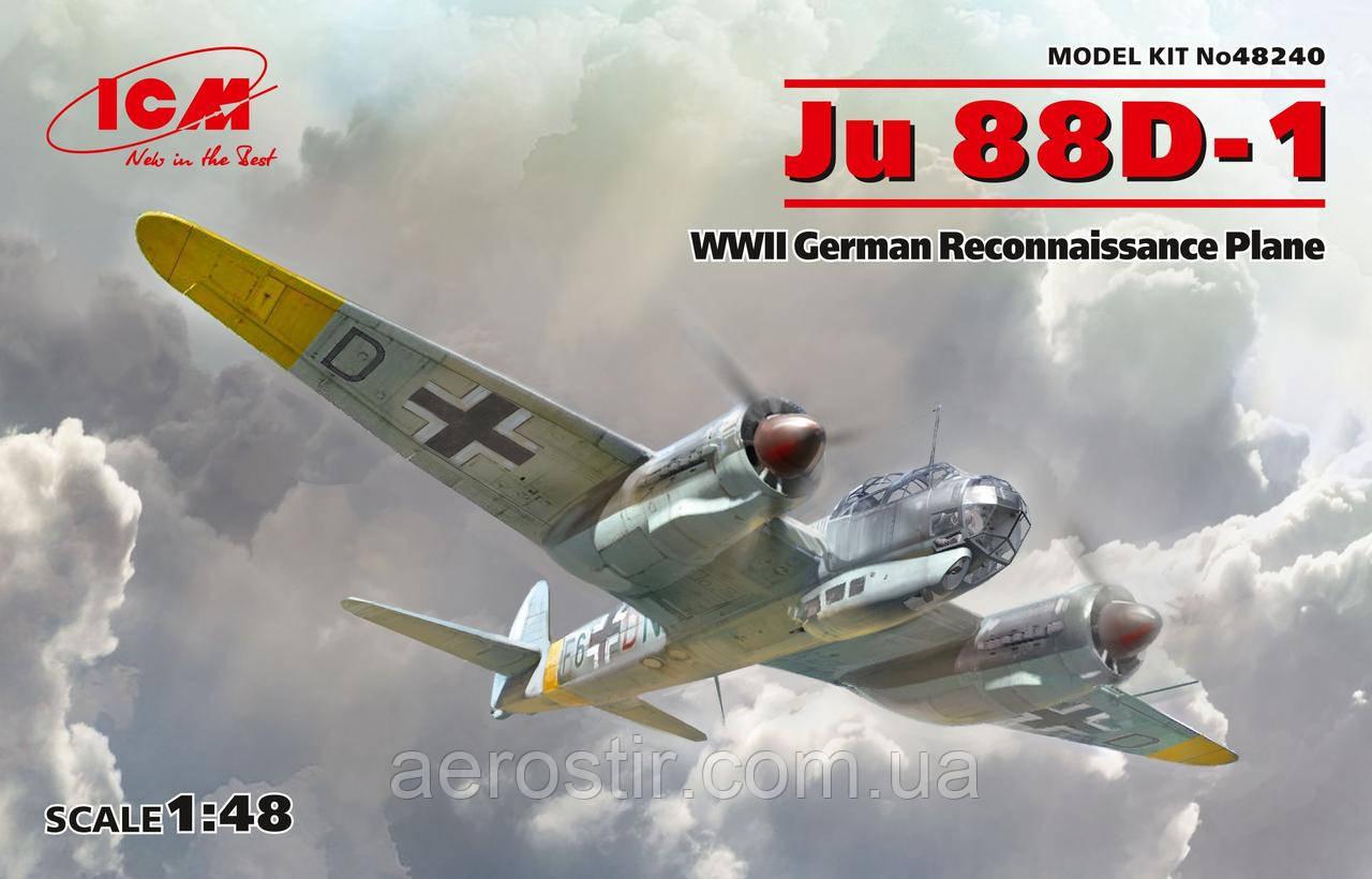 Ju 88D-1 1/48 ICM 48240