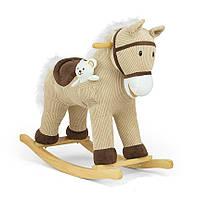 Лошадка - качалка Milly Mally Pony Beige (2279)