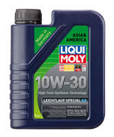 Полусинтетическое моторное масло - Leichtlauf Special AA SAE 10W-30   1 л.