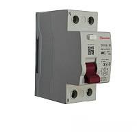 Устройство защитного отключения УЗО EH(x) 2x63 2P 63A