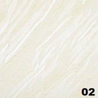 Жалюзи вертикальные для окон 127 мм, ткань Anna.