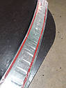 Накладка на задний бампер Skoda Octavia A7 (SW) универсал, фото 2