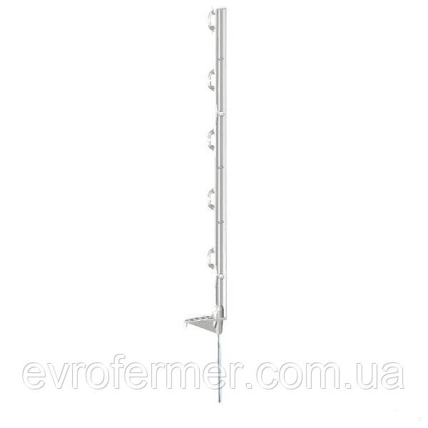 Столбик из ПВХ 70 см для электрической изгороди, AKO