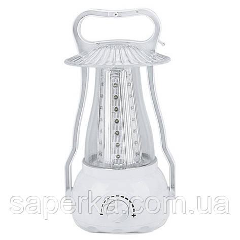 Фонарь лампа 5829, 47LED, фото 2