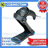 Сканер штрих-кодов Datalogic QuickScan QW2100 Lite + подставка, фото 1