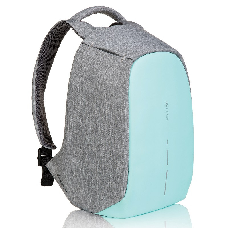 """Городской рюкзак-антивор XD Design Bobby Compact 14"""", с USB портом, влагозащищенный, 11л"""