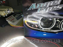 Ангельские глаза Cotton LED BMW E34 Angel Eyes BMW E34, фото 3