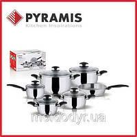 Набор кухонной посуды Pyramis (6 предметов, Греция)