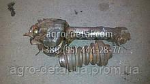 Вал сошки 20-3401060-В в сборе рулевого механизма ГУРА колесного трактора ЮМЗ 6