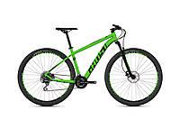 "Велосипед Ghost Kato 3.9 29"" , рама  L, зелено-черный, 2019"