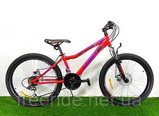 Горный Велосипед Azimut Forest 24 D