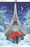 """""""Ночной Париж"""" СВ-2039 (А2). Полная вышивка"""