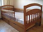 """Детская одноярусная кровать из дерева """"Карина"""", фото 2"""
