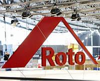 Мансардные окна РОТО, ROTO Designo R4 c центральной осью