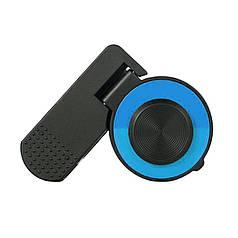 ☇Игровой триггер Lesko A12 Blue джойстик для игр сменный сенсорный контроллер с прищепкой для смартфонов