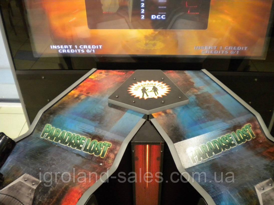 игровой автомат paradise lost