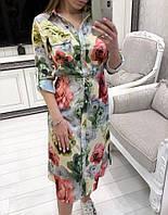Очень нежное, воздушное летнее платье, фото 1