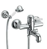 Смеситель для ванны FIR MELROSE 71331321000, Хром