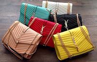 Женская модная сумка Yves Saint Laurent