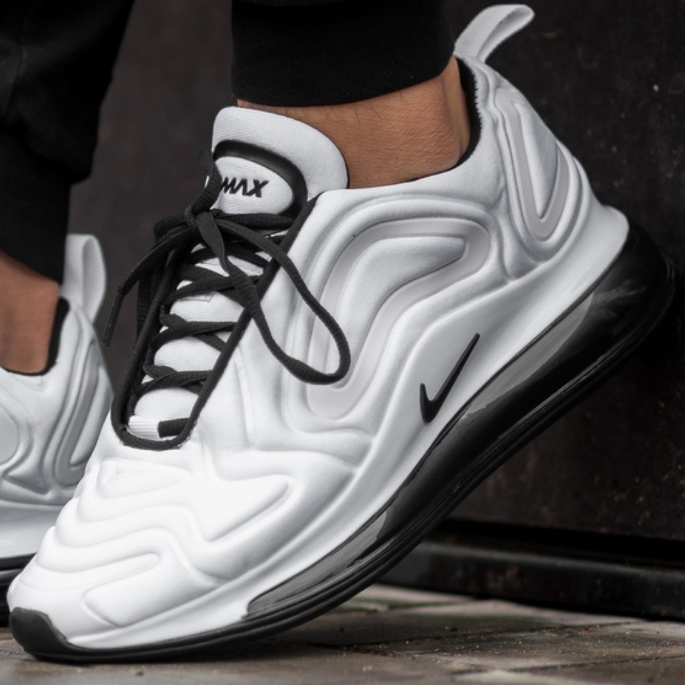 03d2ec2f Мужские Кроссовки Nike Air Max 720 White — в Категории