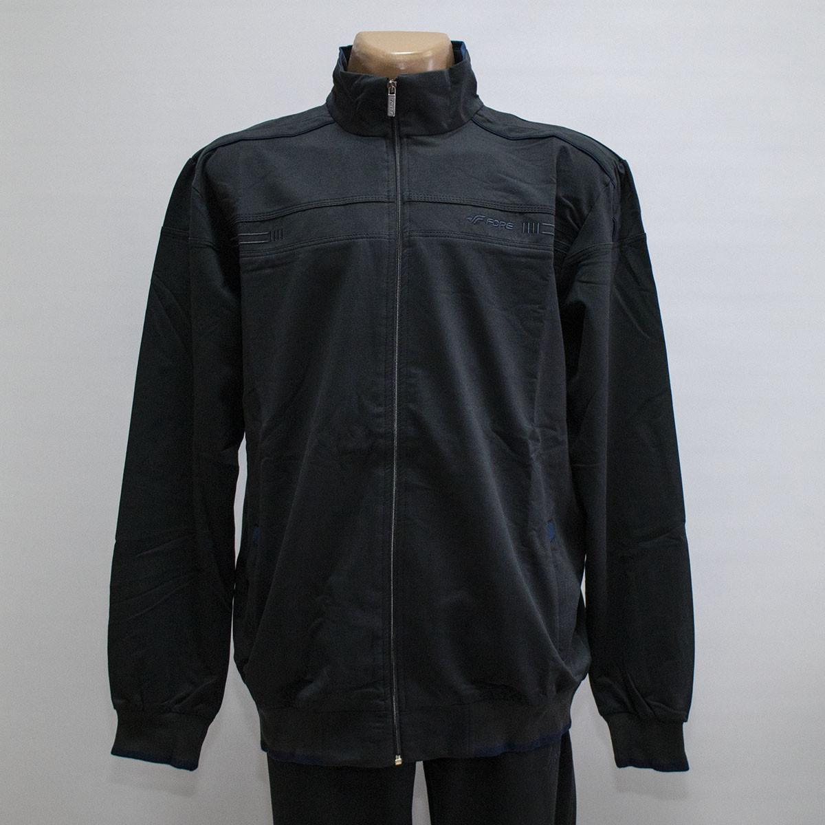 Мужской батальный спортивный костюм большого размера т.м. FORE 1611290G