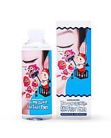 Elizavecca Hell Pore Clean Up AHA Fruit Toner Тонер-пилинг с AHA и BHA кислотами для ежедневного ухода за коже