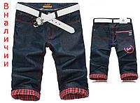 Джинсовые мужские шорты, фото 2