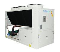 Воздухоохлаждаемый чиллер EMICON RAE 801 F Kc для наружной установки c функцией свободного охлаждения