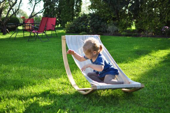 Детское кресло-качалка Неваляшка