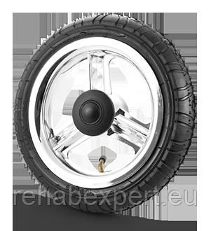 """Надувное Колесо - Stroller Pneumatic Wheels 12"""" KDZ 12C Metalic"""