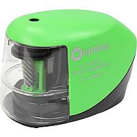 Чинка автоматична пластикова на батарейках