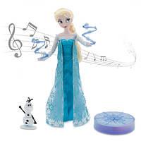 Кукла поющая Эльза Холодное сердце - Disney Frozen Princess Elsa Singing Doll , фото 1