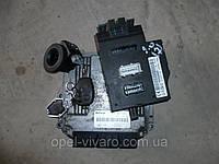 Блок управления двигателем комплект 2.0 DCI NISSAN PRIMASTAR 00-14 (НИССАН ПРИМАСТАР)