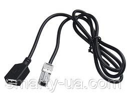 AUX USB адаптер Conector для Toyota RAV4 EZ Verso Camry