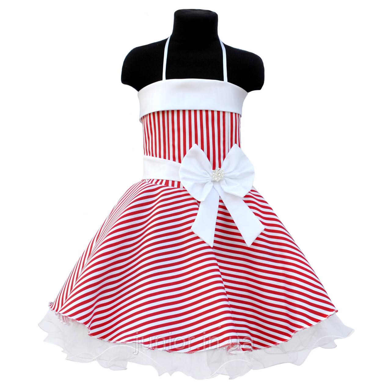 04fdf60fa66 Нарядное Платье в Горох для Девочки.Стиляги. — в Категории