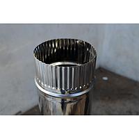 Димар для лазні з нержавіючої сталі, фото 1