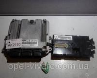 Блок иммобилайзера 2.0 DCI NISSAN PRIMASTAR 00-14 (НИССАН ПРИМАСТАР)