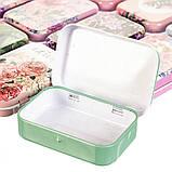 """Коробка, серия """"Летний вечер"""" 36 шт. в упаковке (075JH) жесть , фото 4"""