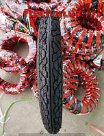 Резина на мотоциклов 3.50 - 18 + камеры шоссейная для мотоциклов Иж Юпитер, Планета, ЯВА