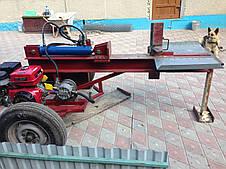 Дровокол гидравлический  Усилие 9 т привод от двигателя 11,7 кВт