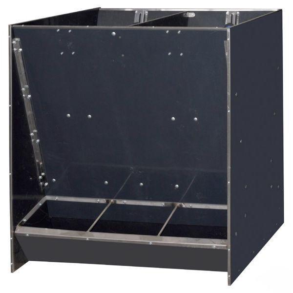 Годівниця для свиней двостороння АР3Т/2 (від 30 до 130 кг)